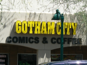 GothamCitySign
