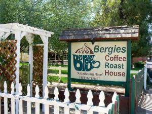 Bergie's exterior