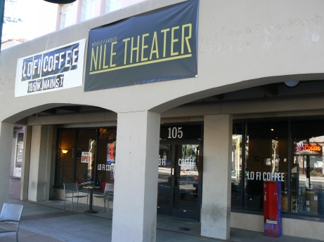 Downtown Mesa hot spot:  coffee at a music club, what's not to love!  Photo: ©2013 ANVidean ©2013