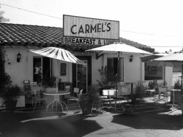 Carmel's Breakfast House