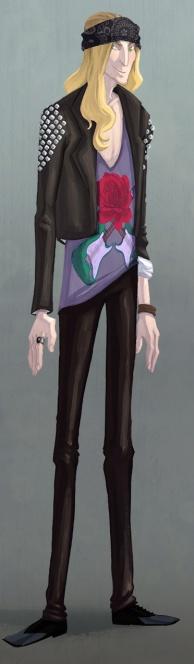 Axyl Thorne illustration