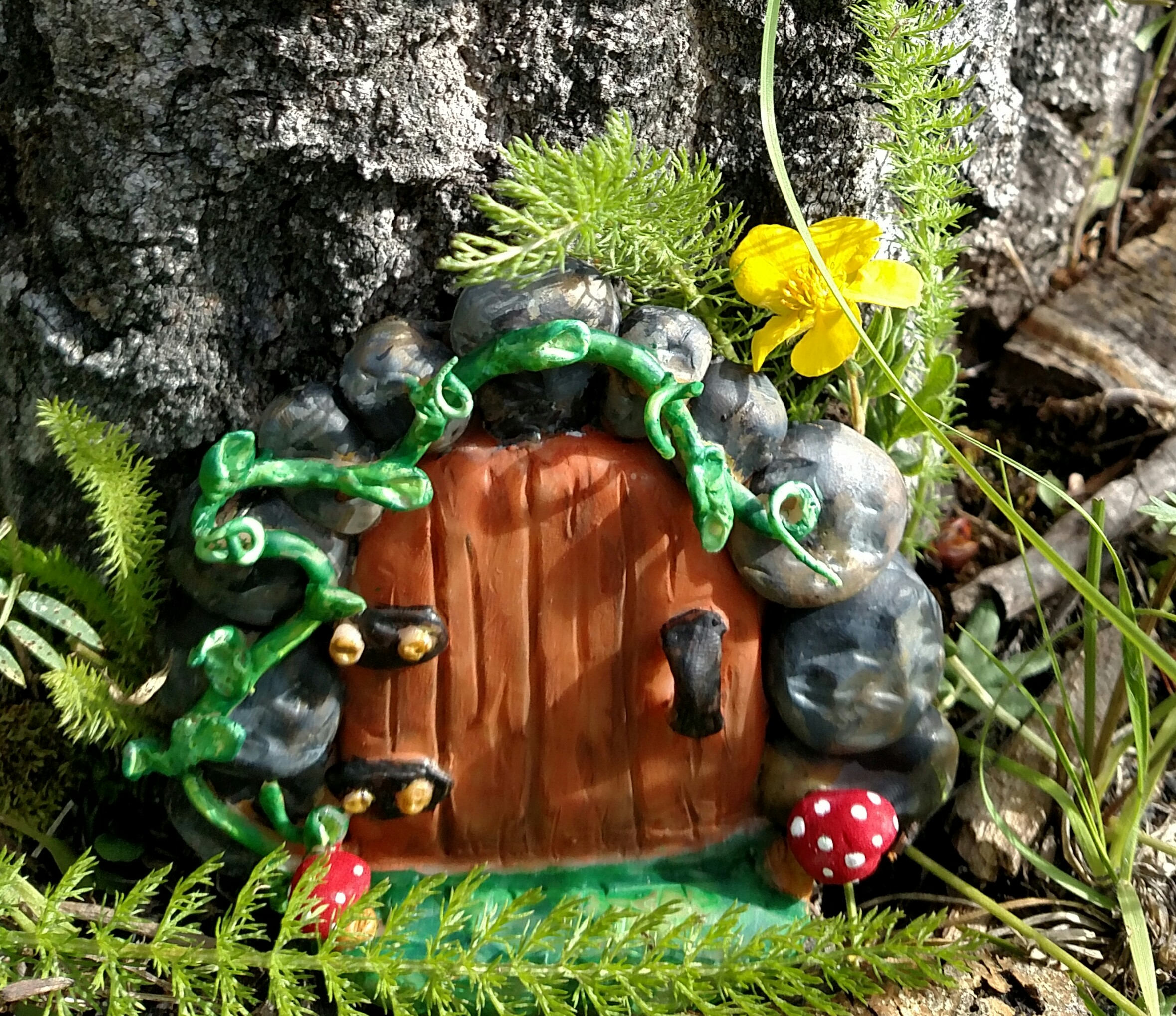 Absolutely Wild faerie portal